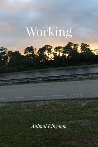 Working Animal Kingdom