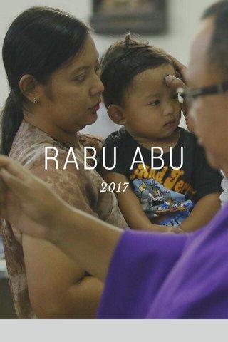 RABU ABU 2017