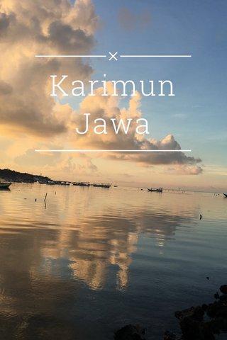 Karimun Jawa