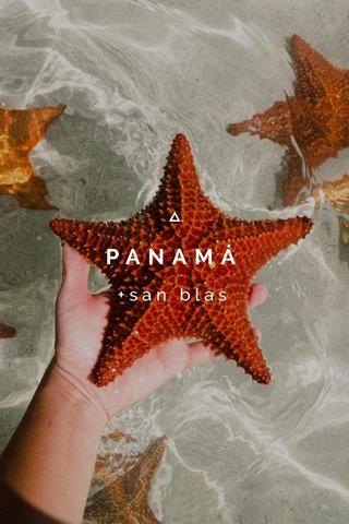 PANAMÁ +san blas