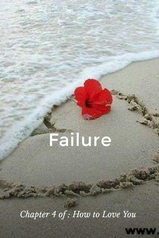 Failure Chapter 4 of : How to Love You