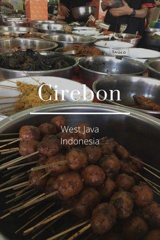Cirebon West Java Indonesia