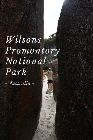 Wilsons Promontory National Park - Australia -