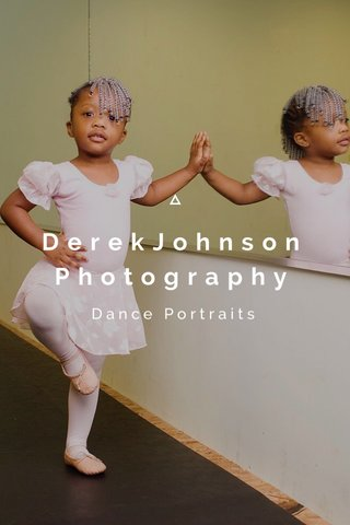 DerekJohnson Photography Dance Portraits