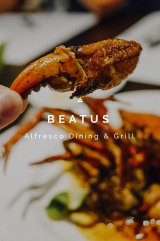 BEATUS Alfresco Dining & Grill