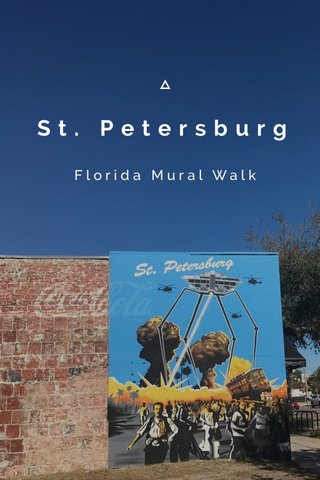 St. Petersburg Florida Mural Walk