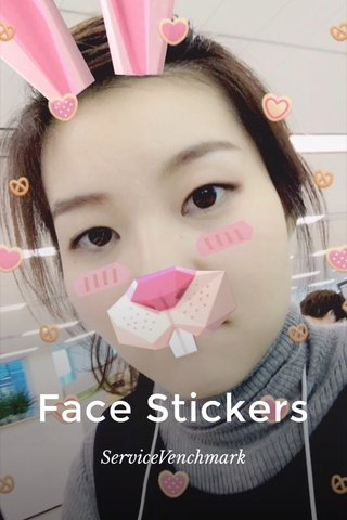 Face Stickers ServiceVenchmark