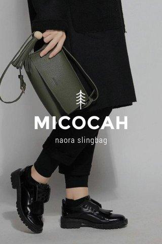 MICOCAH naora slingbag