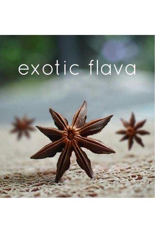 exotic flava