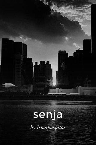 senja by Ismapuspitas