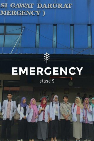 EMERGENCY stase 9