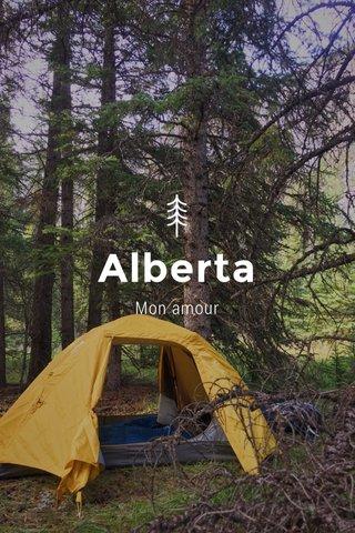 Alberta Mon amour