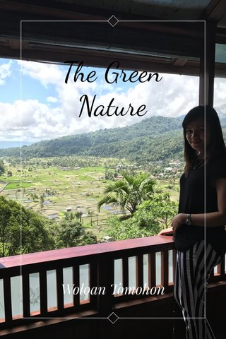 The Green Nature Woloan Tomohon
