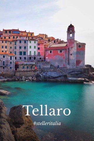 Tellaro #stelleritalia