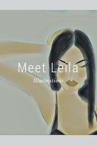 Meet Leila Illustrations