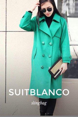SUITBLANCO slingbag