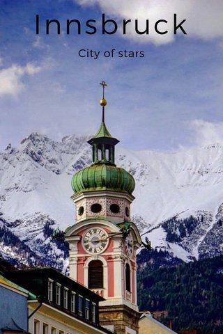 Innsbruck City of stars